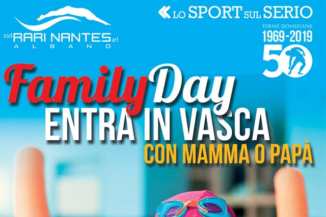 Family Day In Vasca